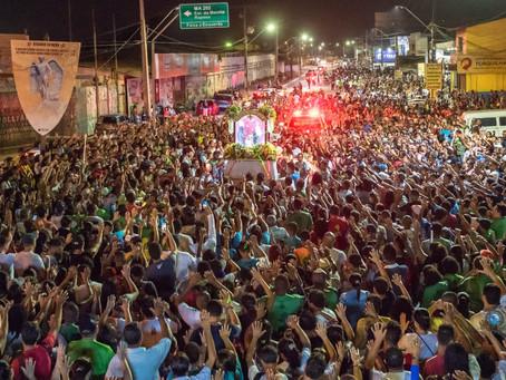 Grande Romaria Caminho de São José de Ribamar do Padroeiro do Maranhão