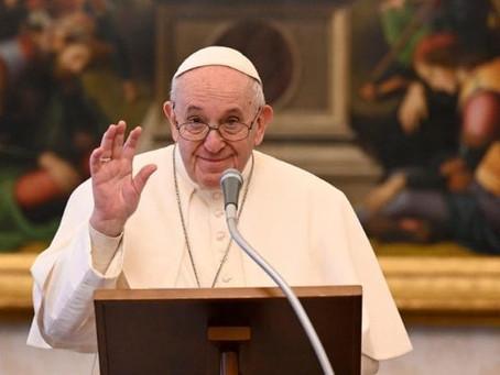 Papa Francisco envia mensagem ao Brasil para Campanha da Fraternidade Ecumênica 2021