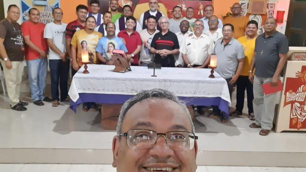 Diocese de Zé Doca promove retiro quaresmal para presbíteros