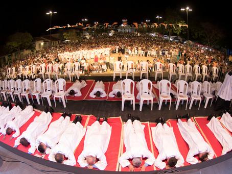 Arquidiocese de São Luís ordena 39 diáconos permanentes