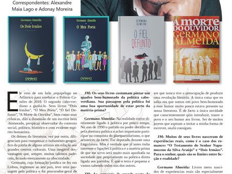Especial literaturas em língua portuguesa: Germano Almeida