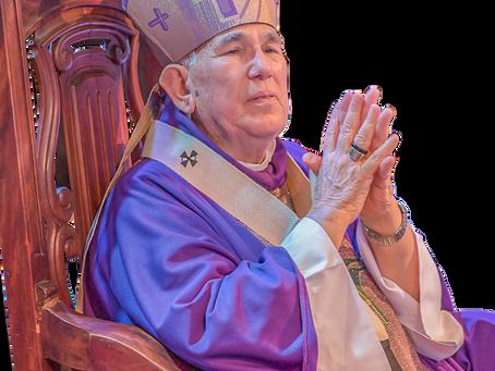Arcebispo recupera-se em hospital da capital