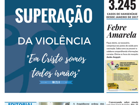 Jornal do Maranhão edição comemorativa
