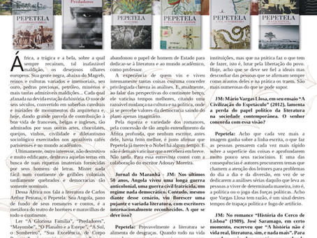Especial Literaturas em língua portuguesa: Pepetela