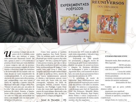 Especial Literaturas em língua portuguesa: Lopito Feijó
