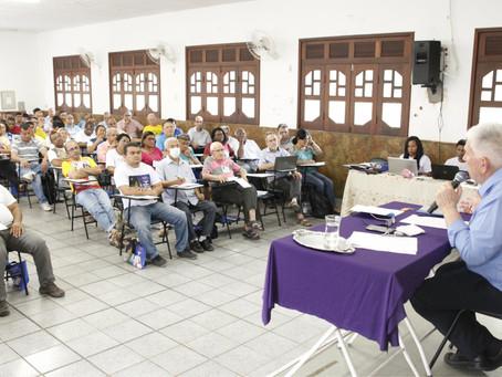 Processo catecumenal para iniciação a vida cristã, uma prioridade para a Igreja de São Luís