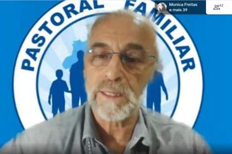 Pastoral familiar regional realiza assembleia online