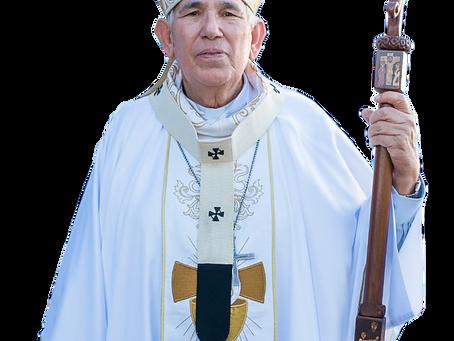 Arcebispo recebe alta na tarde de hoje