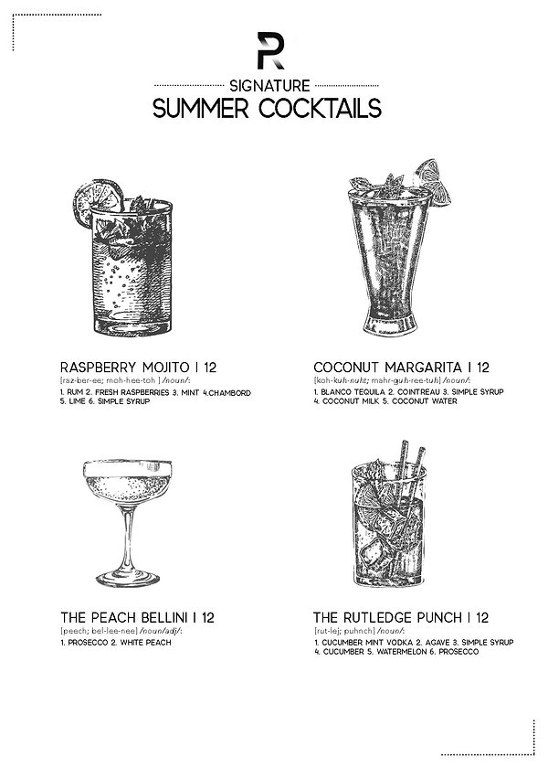 Summer Cocktail Menu 5x7_Uodated 5.19.20