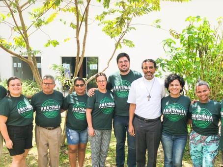 Missão de Comunicação na Amazônia, nas Amazônias