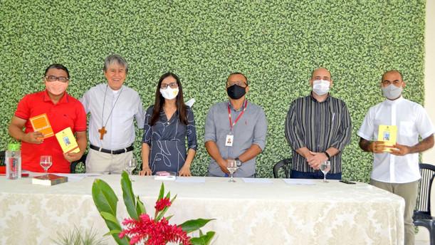 Diocese de Balsas lança projeto Projeto Laudato Si: reflorestando o cerrado.