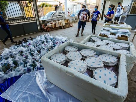 Dioceses da CNBB Maranhão realizam campanha de solidariedade para distribuição de cestas básicas