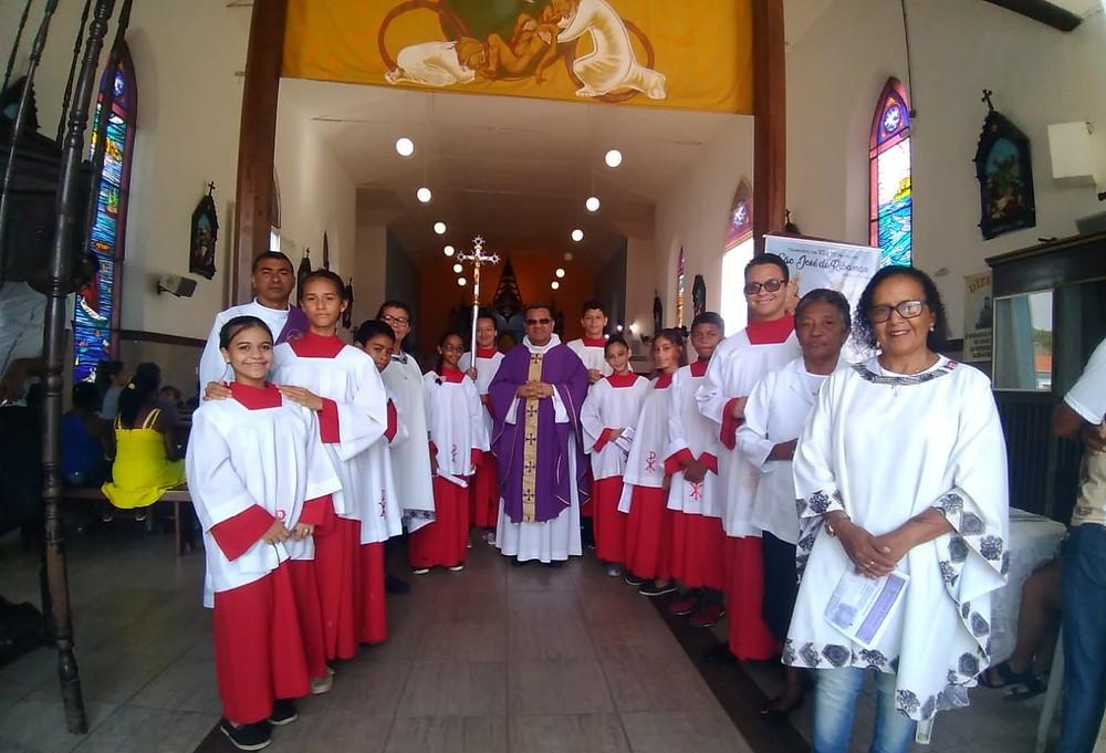 Foto: Laércio Paixão | Pascom SJR