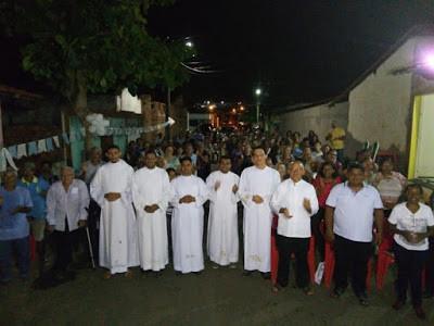 Seminaristas da diocese de Zé Doca participam da Ação Missionária promovida pela COMISE