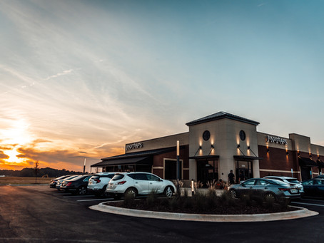 JONATHAN'S GRILLE OPENS IN MADISON, ALABAMA