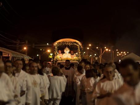 Procissão de Corpus Christi marca encerramento da solenidade 2018