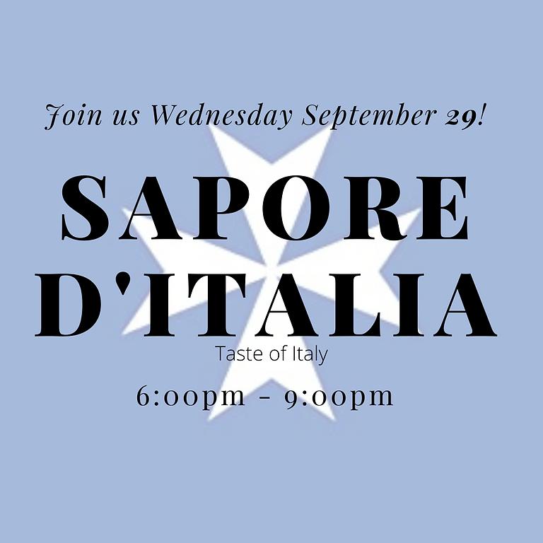 Sapore D'italia (Taste of Italy)