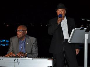 Colin Hunter with The Joe Sealy Quartet play Dubai.....