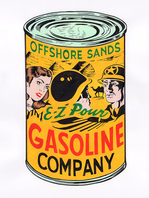 E-Z Pour Gasoline
