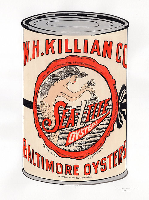 Sea Lite Oysters