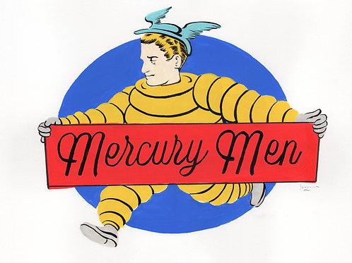 Mercury Men Advertisement