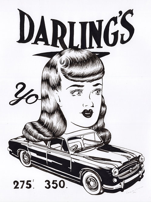 Windy's Darling Automobiles