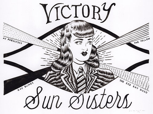 Sun Sisters Victory