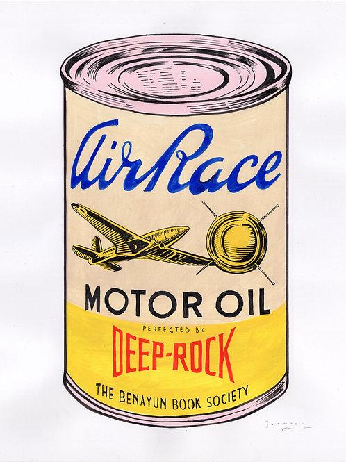 Air Race Motor Oil