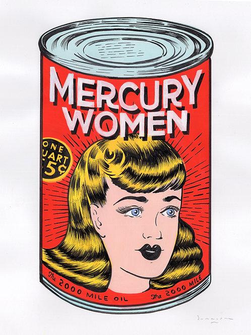 Mercury Women Windy