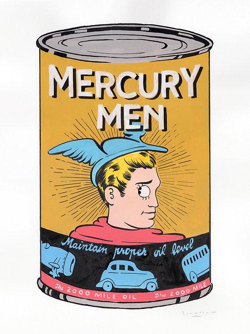 Mercury Men Oil