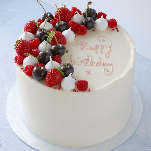 "8"" Celebration Cake (20-24 portions)"