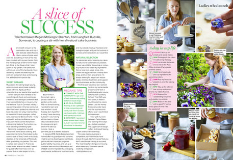 prima Ladies Who Launch Dainty Bakes
