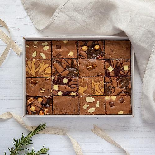 Chocolate Brownie Tasting Box