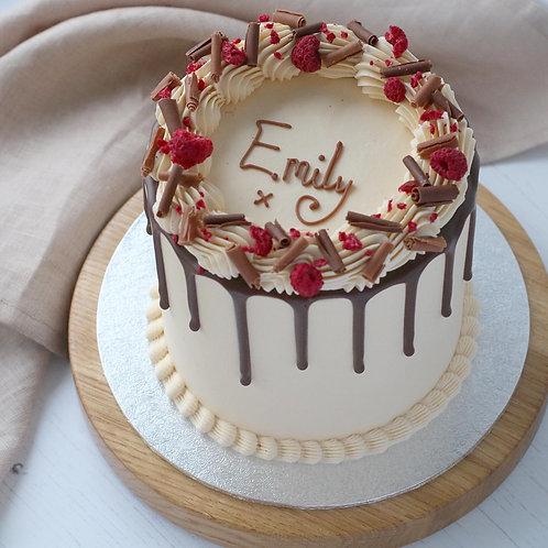 "5"" Celebration Cake (8-10 portions)"