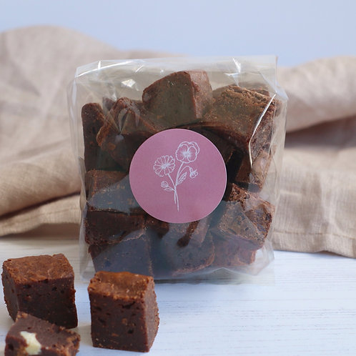 Charity Brownie Offcuts