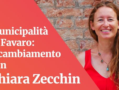 Municipalità di Favaro: il cambiamento con Chiara Zecchin