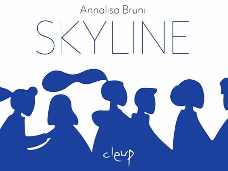 Lieti di annunciare l'uscita di 𝘚𝘒𝘠𝘓𝘐𝘕𝘌, il nuovo libro di Annalisa Bruni.