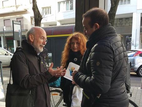 #InComuneconletueidee, sesta tappa: Corso del Popolo e mercato di Mestre.