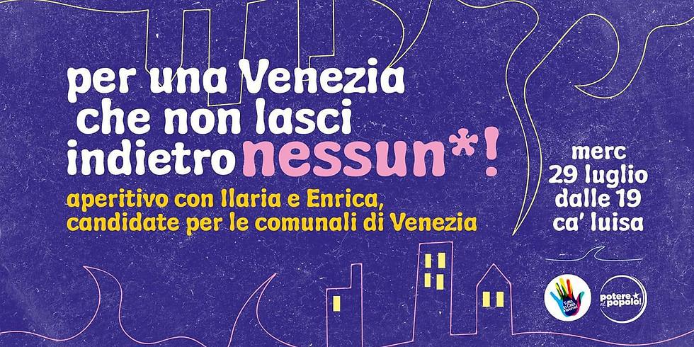 Per una Venezia che non lasci indietro nessun*!