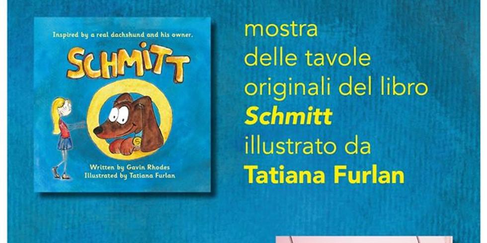 Tra pittura e poesia, incontro con Tatiana Furlan e Fabio Marchi.