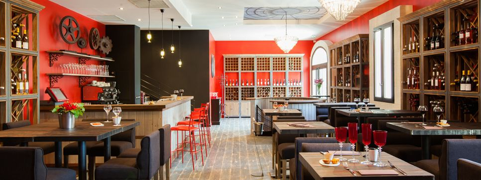 Restaurant hôtel la distillerie