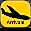 Arrivées, nous suivons votre vol /arrivals, we monitor flights