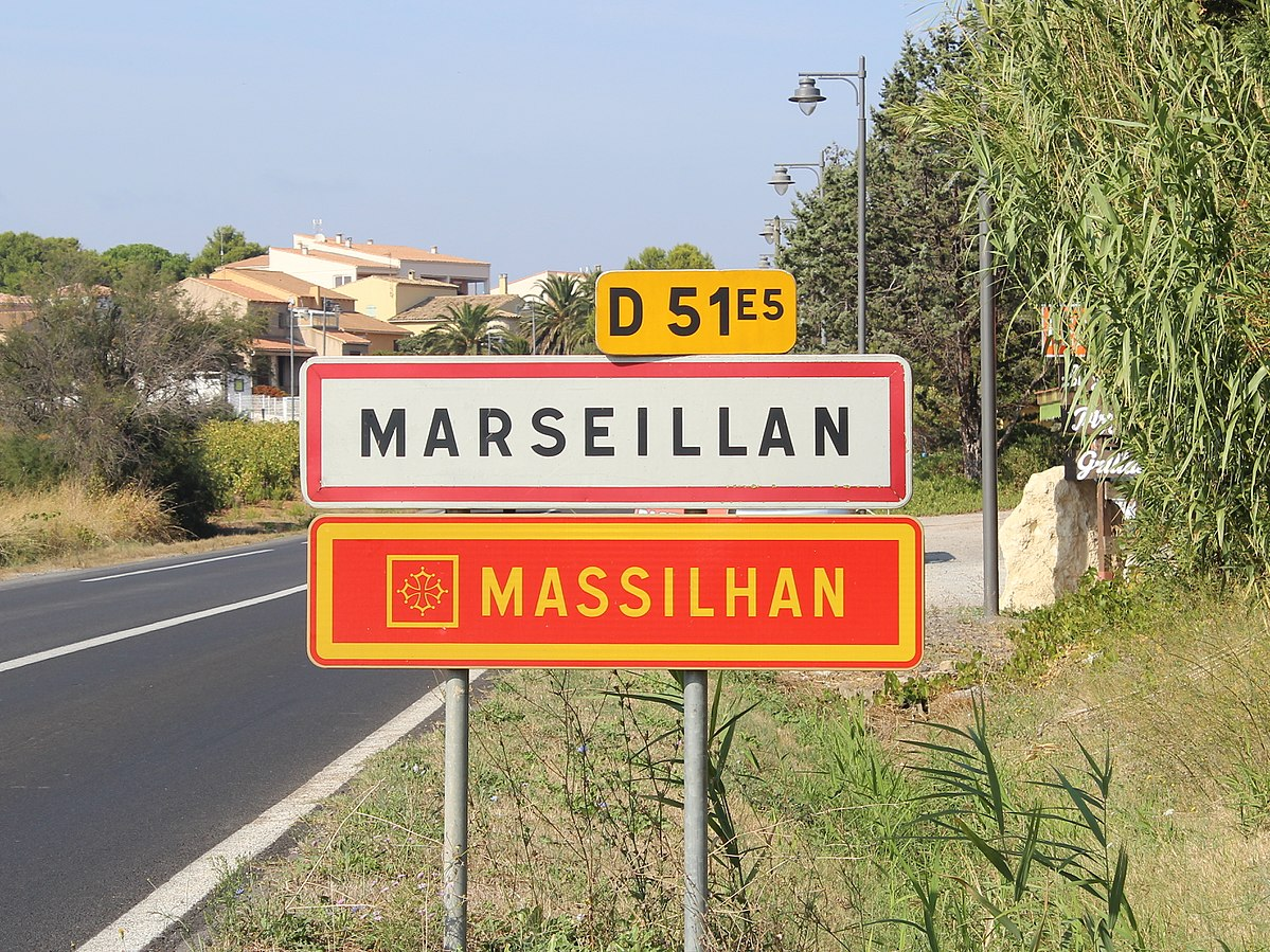 Welcome Marseillan !