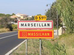 Welcome Marseillan !