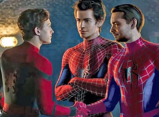 Homem-Aranha 3   Rumores de que Tobey Maguire e Andrew Garfield participarão do filme