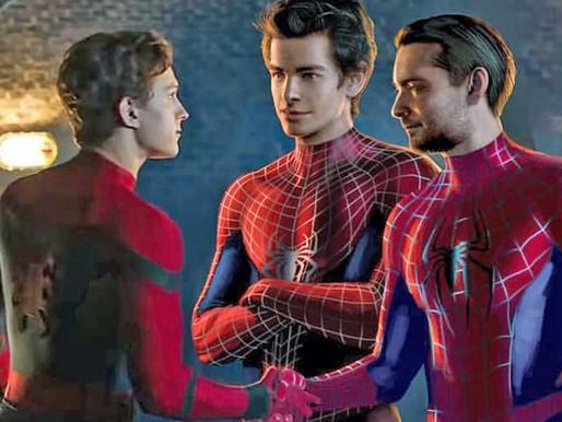 Homem-Aranha 3 | Rumores de que Tobey Maguire e Andrew Garfield participarão do filme