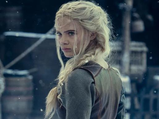 The Witcher | Novas imagens da 2ª temporada mostram Ciri treinando em Kaer Morhen