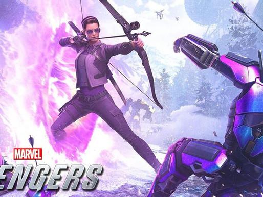 Vingadores | Gaviã Arqueira é confirmada como personagem no jogo Marvel's Avengers