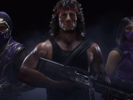 "Mortal Kombat | Novo trailer de ""Kombat Pack"" revela Rain, Mileena e Rambo"