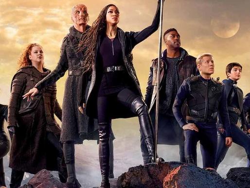 Trailer da terceira temporada de 'Star Trek: Discovery' revela o futuro sombrio da Frota Estelar